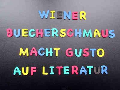 Wiener Bücherschmaus macht Gusto auf Literatur