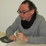 Armin Baumgartner liest aus seinem Buch Almabtreibung