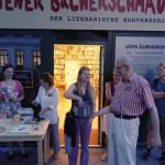 Wiener Bücherschmaus - Eröffnung der Buchhandlung