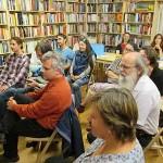 Publikum am 21. Sept 2015