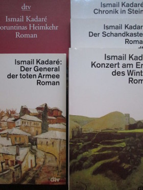 Ismael Kadare