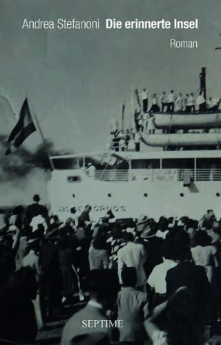 Die erinnerte Insel - ein Buch von Stefanoni aus dem Septime Verlag
