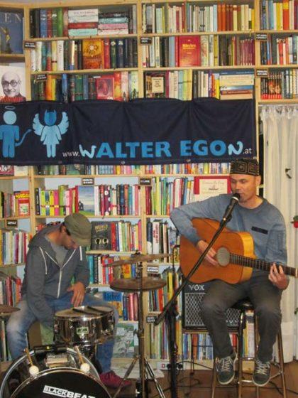wALTEREGOn Gabriel Kiesenhofer, Kurt Bauer, Dieter Hoesl