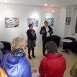 Gumpendorfer Graetzeljagd Preisverleihung und Ausstellungseroeffnung