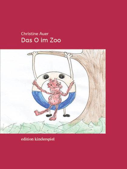 Cover des Erstlesebuches Das O im Zoo