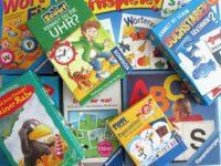 Kostenloser Spieleverleih im Bücherschmaus
