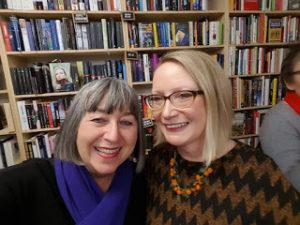 Ingrid Walter und Irena David
