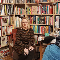 Ingrid Walter im Wiener Bücherschmaus