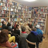 Literatur am Montag mit Ingrid Walter im Wiener Bücherschmausr