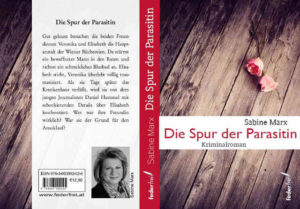 Cover des Buches Die Spur der Parasitin von Sabine Marx