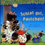 Cover des Kinderbuches Schlaf gut, Paulchen