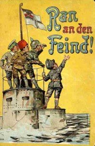Kinder- und Jugenbücher Erste Weltkrieg