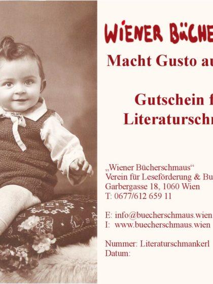 Bücherabo-Gutschein