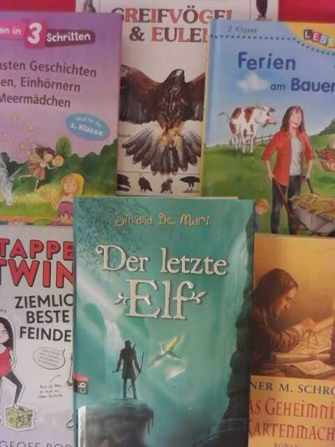 Kostenlose Kinder- und Jugendliteratur