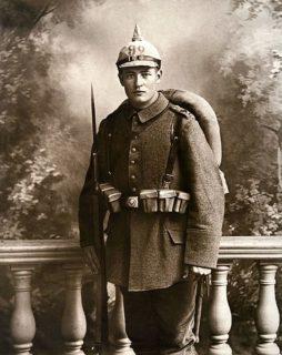 Erster Weltkrieg Braunschweigischen Infanterie-Regiments Nr. 92